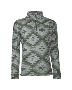 Polar Knitted Half Zipper Hombre