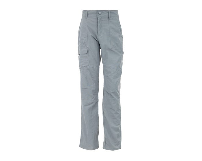 Pantalon Mujer Multibolsillo Con Spandex